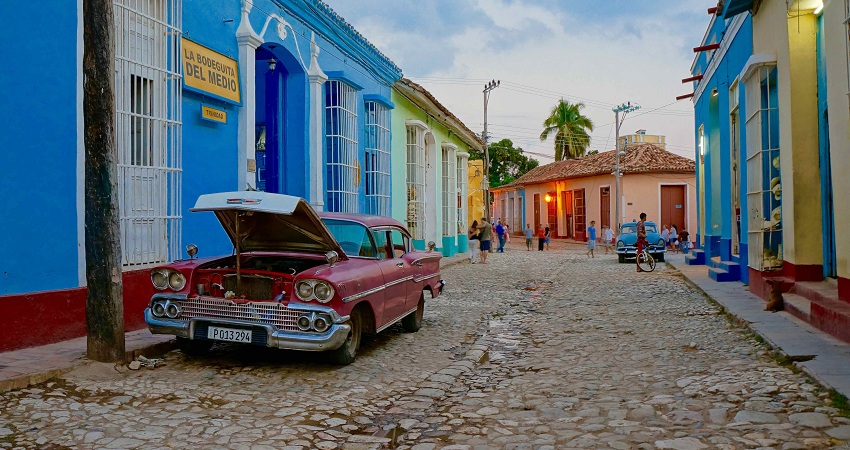 What are the top things to do in Trinidad, Cuba?