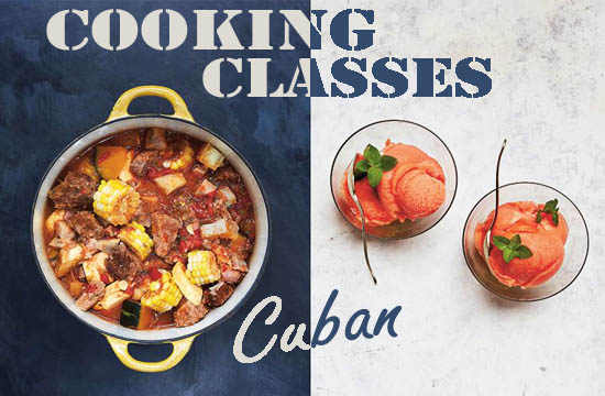Traditional Cuban cooking classes